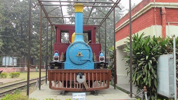 Rail Museum, Gorakhpur  places to visit in gorakhpur popularinindia