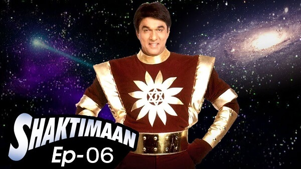 Shaktimaan returns back on DD national PopularinIndia
