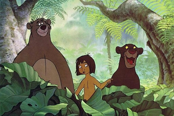 Jungle Book And Mowgli on DD National Again PopularinIndia