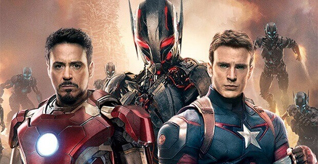 Avengers : Age of Ultron Top 10 High Grossing and Popular Hollywood Movies in India