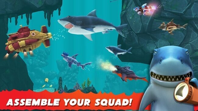 Hungry Shark Evolution Amazon Bestsellers - Free Online Gaming Apps