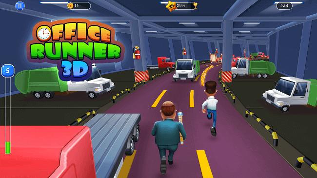 Office Runner 3D Amazon Bestsellers - Free Online Gaming Apps
