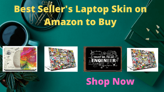 Best Seller laptop skin cover for all digital marketing guys, animated movies, super heros