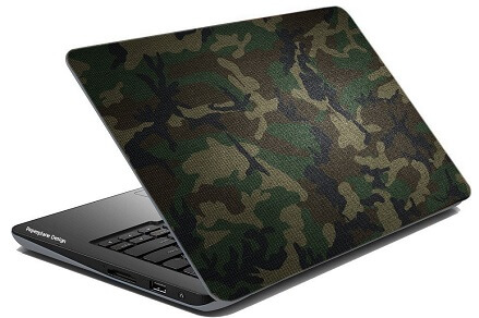 Best Seller Laptopn Skin on Amzon for Indian Army Lovers