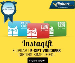 flipkart voucher to offer free gifts Online from Flipkart on popular in India