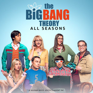 The Big Bang Theory Unlimited Movies and TV Shows on Amazon Prime Video Popular in  India