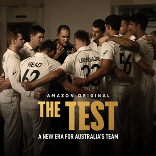The Test : A New Era of Australia Team Unlimited Movies and TV Shows on Amazon Prime Video popular in India