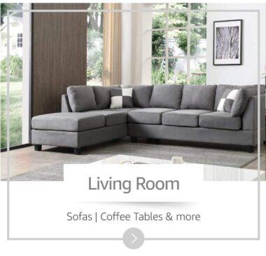 Buy Living room furnitures popular in India