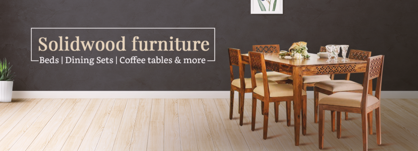 Solidwood furniture for home and office