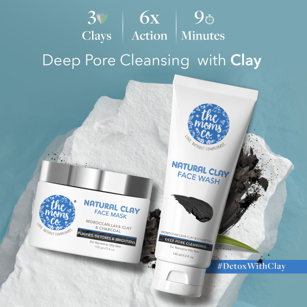 deep pore cleansing face mask popular in india