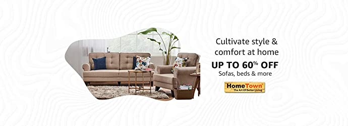 discount on Furnitures by Home Town