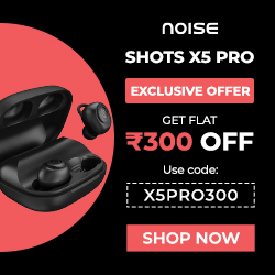 Gonoise shots x5 pro popular in india