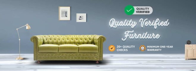 Quality verified Furnitures in India