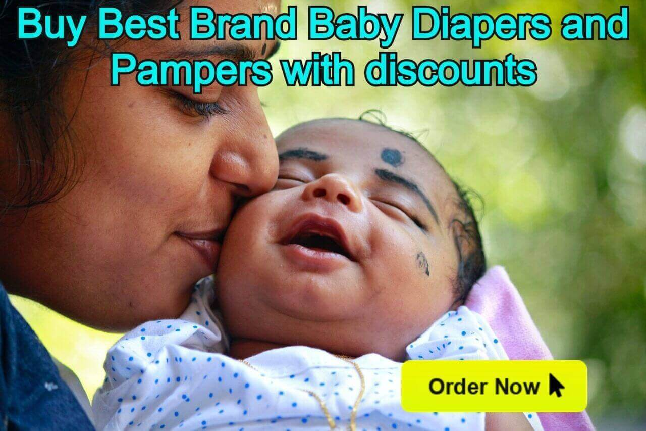Buy Best Diapers and Pampers Online with Coupons and Discounts