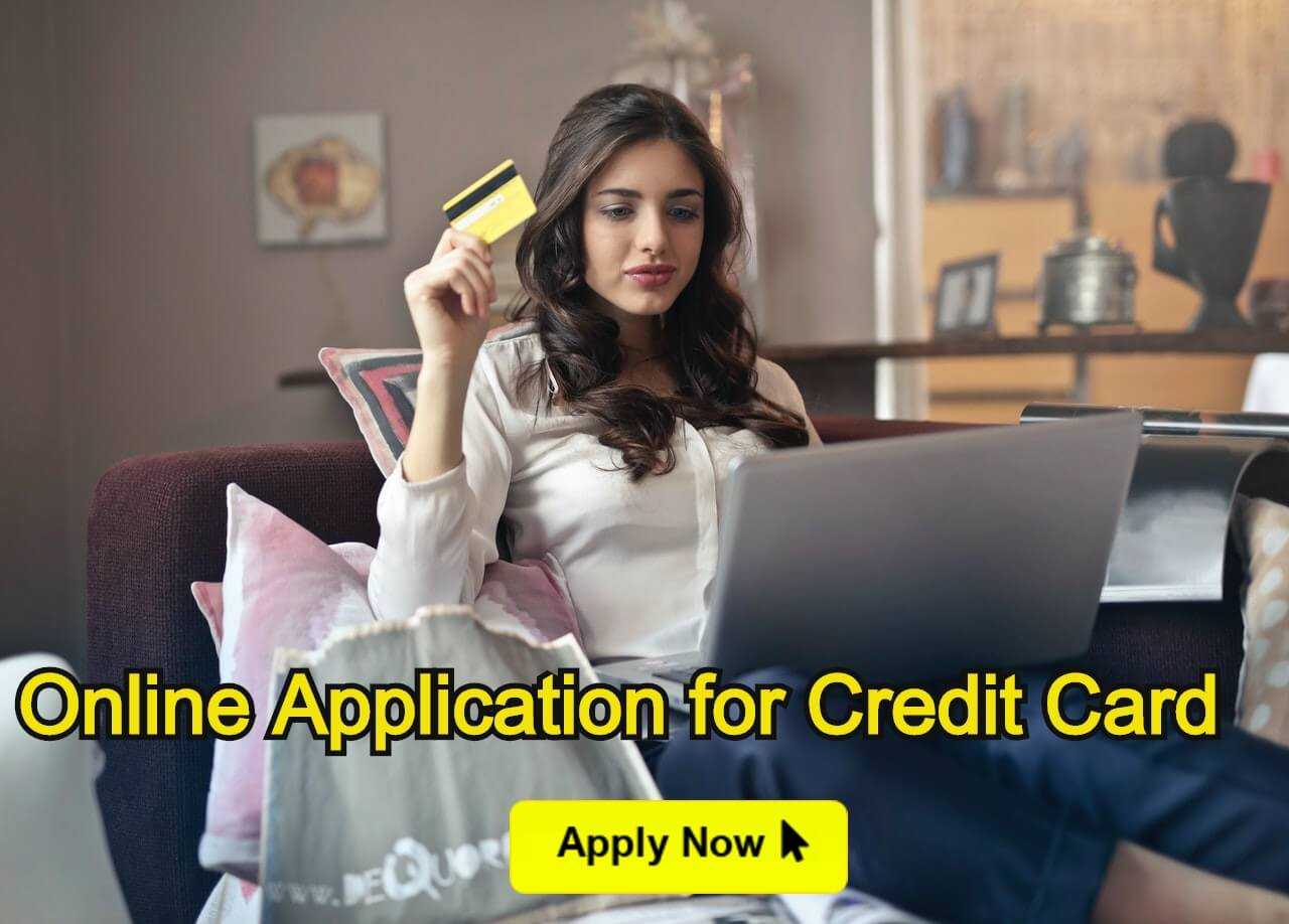 Online Application for Best Credit card in India