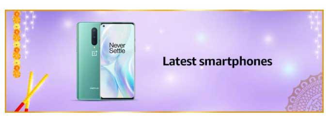 Navaratri Sale on Amazon 2020 popular in India