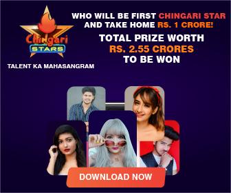 Chingari App - India Ka TikTok