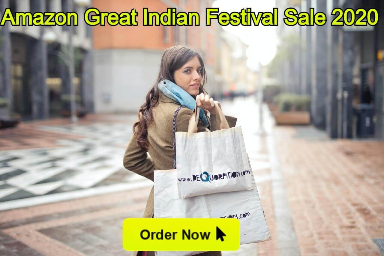 amazon great indian festival sale 2020 dates