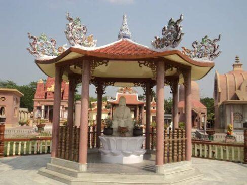 Rambhar Stupa, Kushinagar