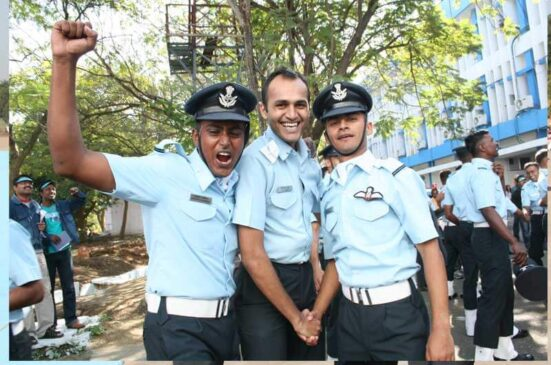 Career Opportunities in Indian Air Force as an Officer Eligibility Criteria