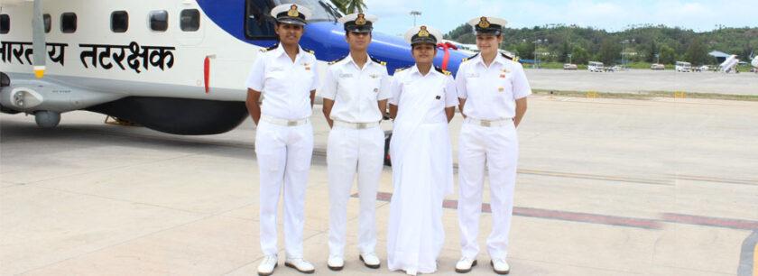 Career Opportunities in Indian Coast Gaurd