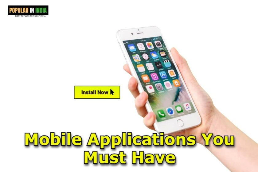 Safe and Free Mobile Applications You Must Have